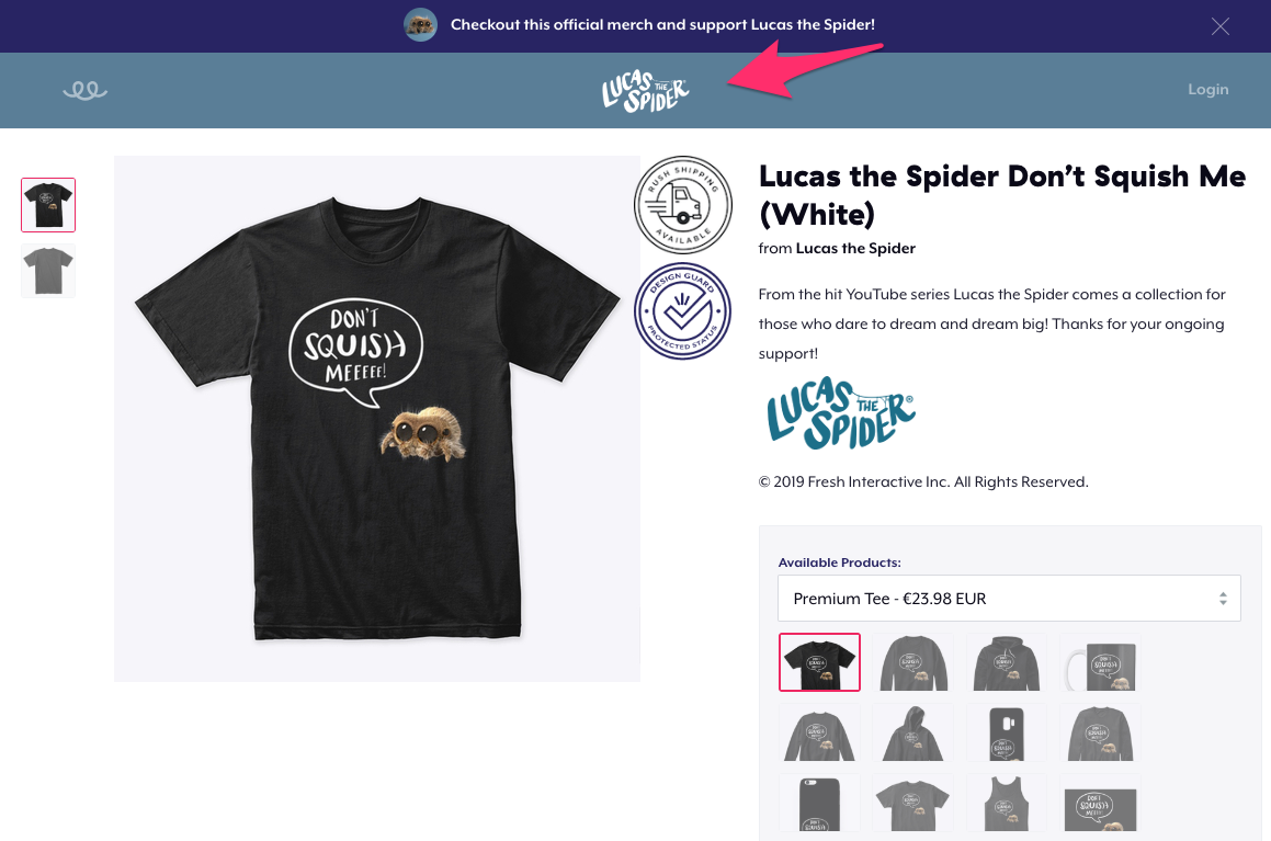 Teespring Storefronts – Teespring Community