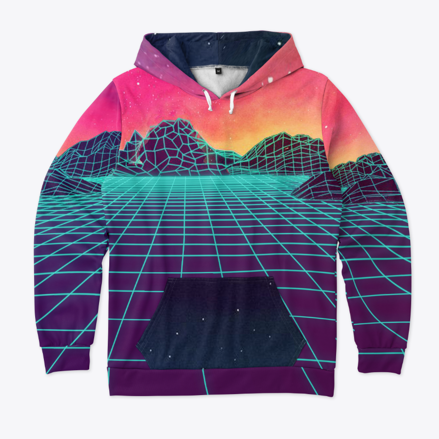 Step into spring with Teespring's all-over print hoodies