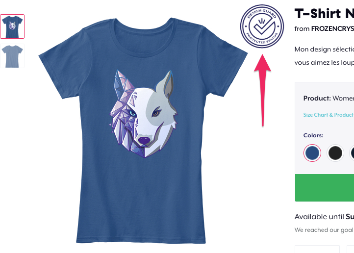 84f7b42e31fe Protecting your designs with Teespring's design guard – Teespring ...
