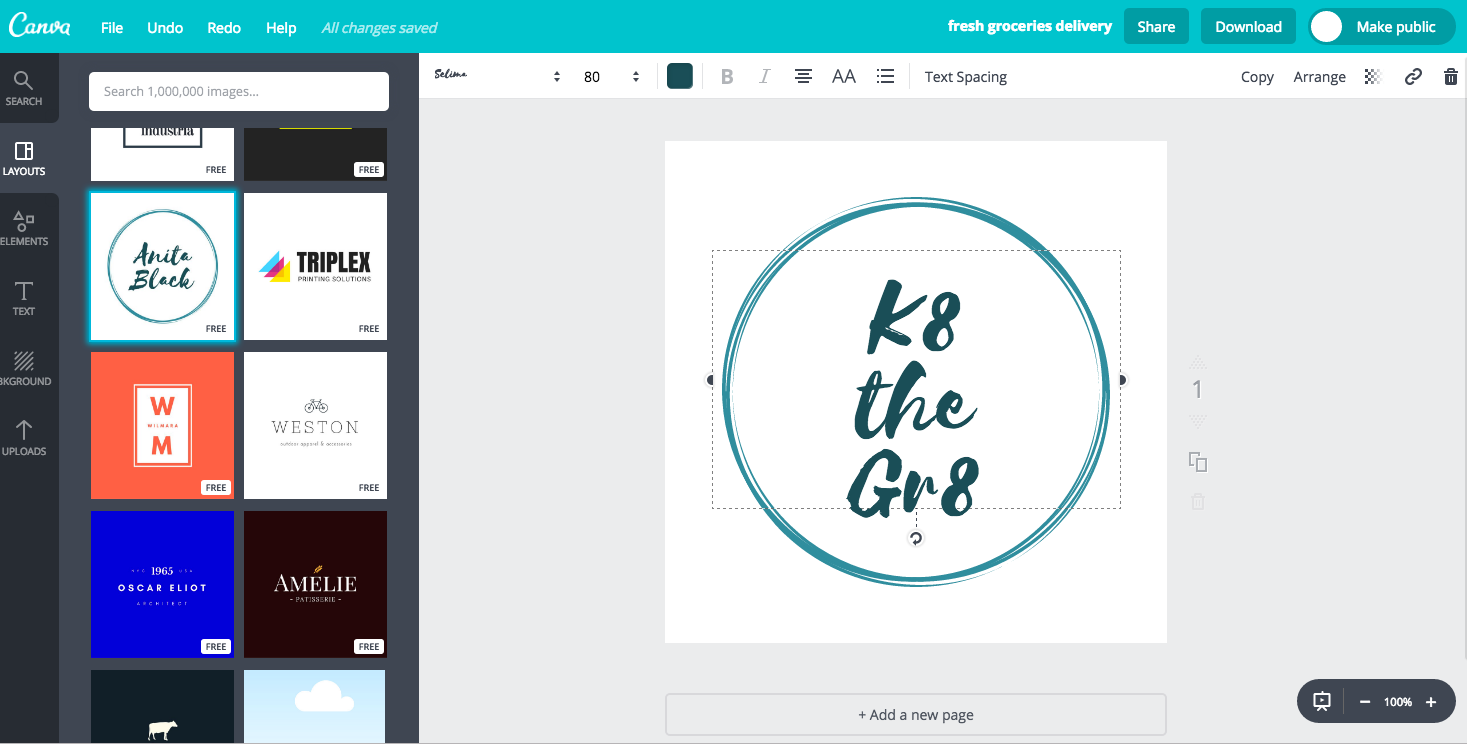 3 free tools to create beautiful brand logos – Teespring