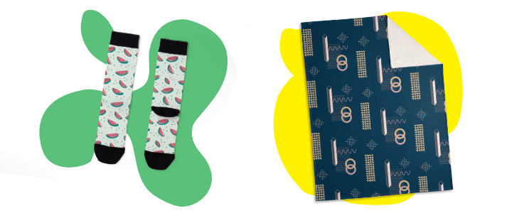 Say Hello to New Sock Options and EU Blankets!
