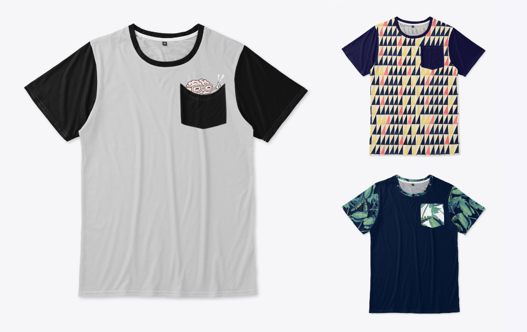 62cc684e You can unlock pocket tees and 15+ other specialty products in the  Teespring Launcher by maintaining a good trust score and increasing your  sales.