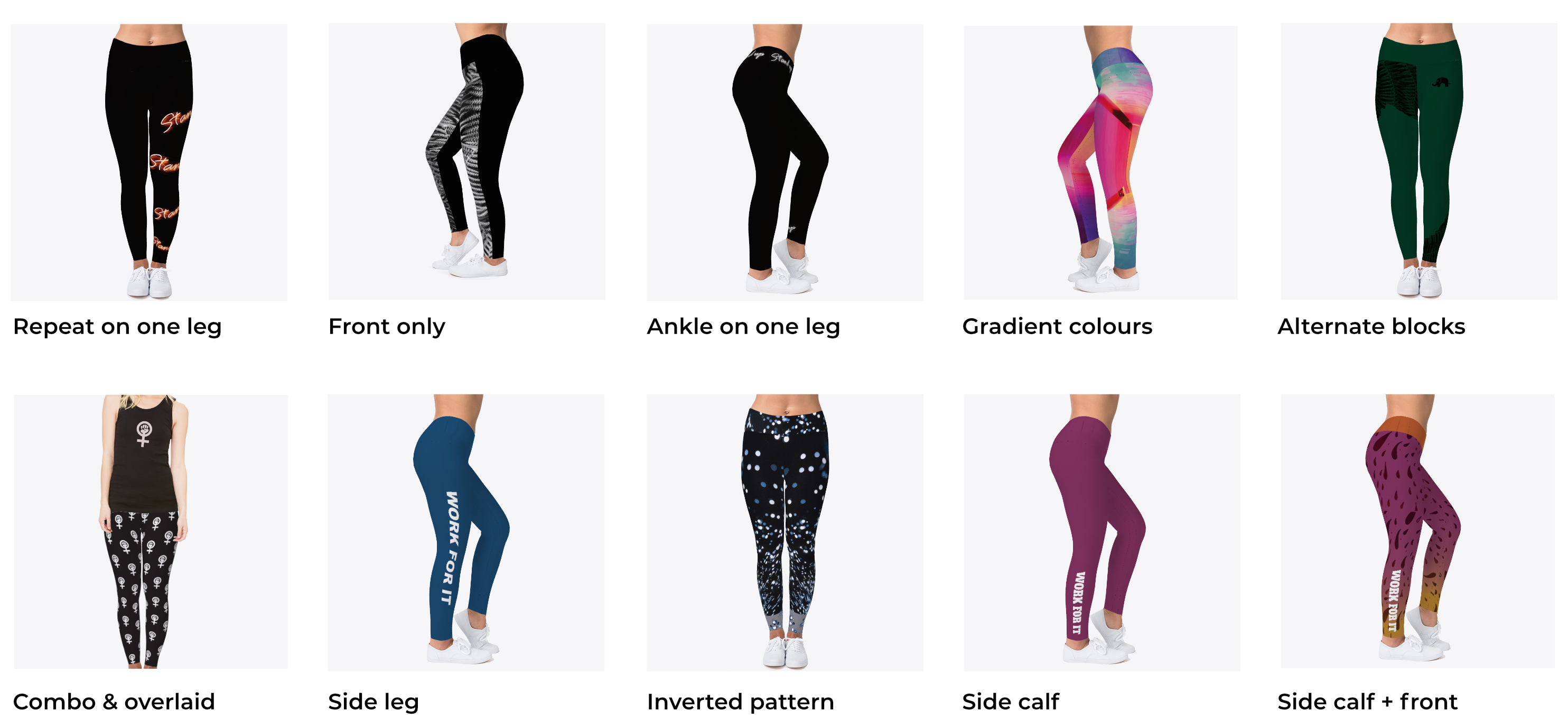 78ee7ed369fc0 Get top quality & high profit margins with Teespring's new leggings ...