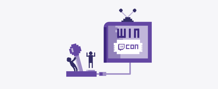 Win tickets to TwitchCon!